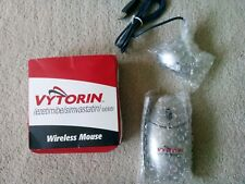 New In Packaging VYTORIN Wireless Mouse Pharmaceutical Drug Rep Item Free Ship