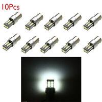 10Pcs 1156 P21W BA15S 2835 15 LED Canbus Car Reverse Backup Tail Light Bulbs