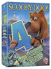 Scooby-Doo - Acción películas (4 Películas) DVD Nuevo DVD (1000231286)