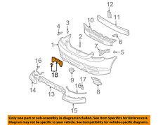 TOYOTA OEM 03-04 Matrix-License Plate Bracket Mount Holder 5212102030
