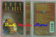MC ROCK OF AGES Gibson guitar greats 1995 LOU REED GUNS ROSES NEW cd lp dvd vhs