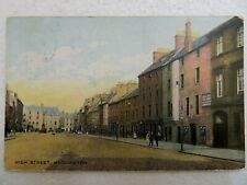 HIGH STREET - HADDINGTON - LOTHIAN - SCOTLAND