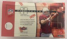 2006 Fleer Hot Prospects Factory Sealed Football Hobby Box
