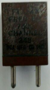 7500 KHz FT-243 Crystal