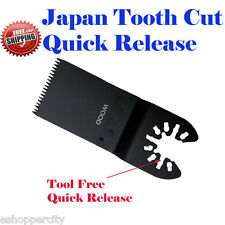 Multi Tool Saw Blade For Rockwell HyperLock Porter Cable Black & Decker Bosch