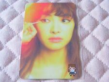 (ver. Victoria) f(x) FX 2nd Album Pink Tape Rum Pum Pum Pum Photocard SM K-POP