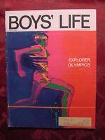 BOYS LIFE February 1971 EXPLORER OLYMPICS SIDNEY OFFIT