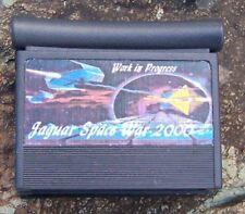 SPACE WAR  2000 Atari Jaguar NEW CARTRIDGE ONLY