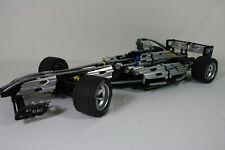 Lego Technic 8458 Silver Champion Formel 1 Silberpfeil 100% komplett incl. OBA