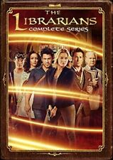 The Librarians: Complete Series [New DVD]