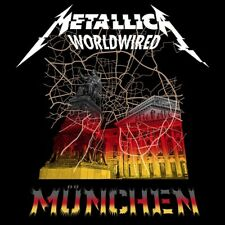 METALLICA /World Wired Tour / Olympiastadion, München, GERMANY - August 23, 2019