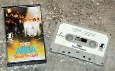 Cassette Audio ABBA - Supertrouper - K7 - RARE JAPAN