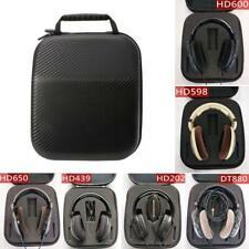 Headphone Case Cover Protection Earphone Bag for Sennheiser HD650 HD600 HD598