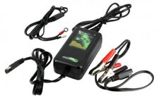 NEW LITHIUM ION INTELLIGENT MOTORCYCLE BATTERY CHARGER 12V 2Amp
