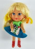 Liddle Kiddles Little Red Riding Hiddle 1967 Mattel Original Doll