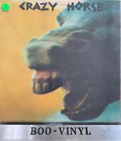 CRAZY HORSE- VINYL LP A1/B1 RSLP 6438 STEREO RARE RECORD