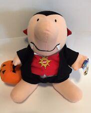 """Ziggy And Friends Halloween Vampire Plush 10"""" 2009"""