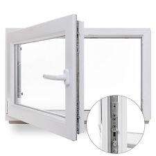 Kellerfenster Kunststoff Fenster 2 Fach Verglasung Dreh Kipp ANGEBOT LAGERWARE