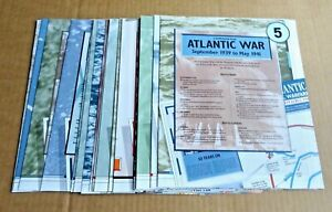 MULTI-LIST SELECTION OF IMAGES OF WAR MAGAZINE  (CAMPAIGN MAPS ONLY)