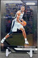 2018-19 Panini Prizm David Robinson #195 San Antonio Spurs NBA Basketball Card