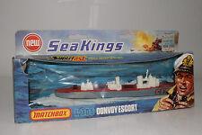 MATCHBOX SEA KINGS #K-306 CONVOY ESCORT BATTLESHIP, EXCELLENT, BOXED