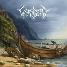 """Warseid """"A New Land To Find"""" CD [Symphonic Nature Folk Black Metal from USA]"""