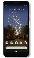 Google Pixel 3a XL with 64GB Memory Cell Phone (Unlocked) - Clearly White NEW