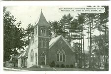 Woolrich PA The Woolrich Community Methodist Church