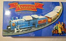 1997 Burger King Toy Anastasia Train Set 20th Century Fox
