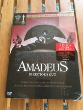 New ListingAmadeus Factory Sealed ~ 2-Disc Director'S Cut Dvd ~ Free Shipping