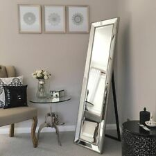 Wall Mirror with Glass frame