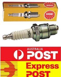 NGK BUR7EQ x 4 Platinum Spark Plug  for Mazda RX7 1985 - 1989