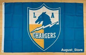 Los Angeles Chargers Flag 3x5 ft Banner LA NFL