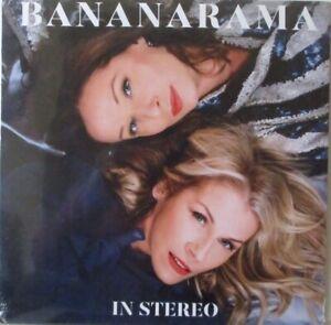 BANANARAMA - In Stereo ~ VINYL LP SEALED