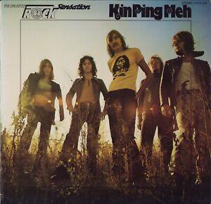 Kin Ping Meh - The Greatest Rock Sensation LP (Karussell 2415 338) 1975