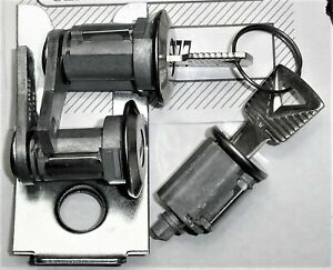 1965-66 Ford Mustang Door & ignition Locks like Ford made $21.95 w/shipping