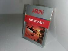 NEW SEALED W/CREASED BOX VANGUARD GAME FOR ATARI 2600 PAL VER( NOT FOR USA) K46