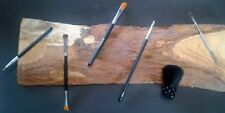 Brush Kit Set 6 Pc. Try Me Make Up Tools Lip Eye Brow Concealer Shadow Define