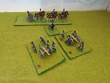1/72 20mm Napoleonic British Horse Artillery Painted