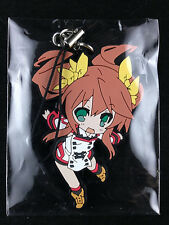 IS Infinite Stratos Huang Lingyin Rubber Strap Key Chain Media Factory 2 New
