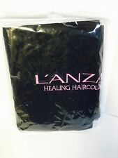 Lanza Stylist Cutting Coloring Cape - Pink and Black