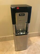 New listing Whirlpool Self Cleaning Max Stainless Steel Bottom Load Water Cooler