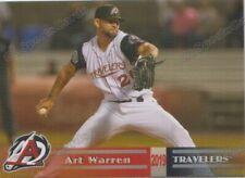 2019 Arkansas Travelers Art Warren RC Rookie Seattle Mariners