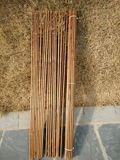 "24pcs 39"" Archery Bamboo Arrow Shaft 100cm 45-50#  NO nock"
