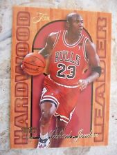 1995-96 Flair Hardwood Leaders#4 Michael Jordan