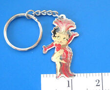 "BETTY  BOOP   "" Dancer "" - keychain  key chain GIFT BOXED"