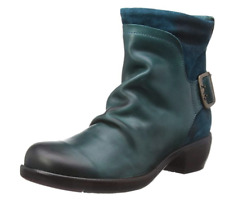 FLY London Womens Seli 700 Leather Boots