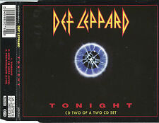 Def Leppard - Tonight ( CD Two Of A Two CD Set )