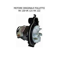 """MOTORE FOLLETTO VK120 Vk121 Vk122 FOLLETTO VORWERK """"COMPATIBILE 450W CN GARANZIA"""