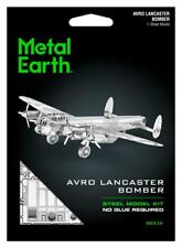 Fascinations Metal Earth Avro Lancaster Bomber 3D Laser Cut Model Kit MMS067
